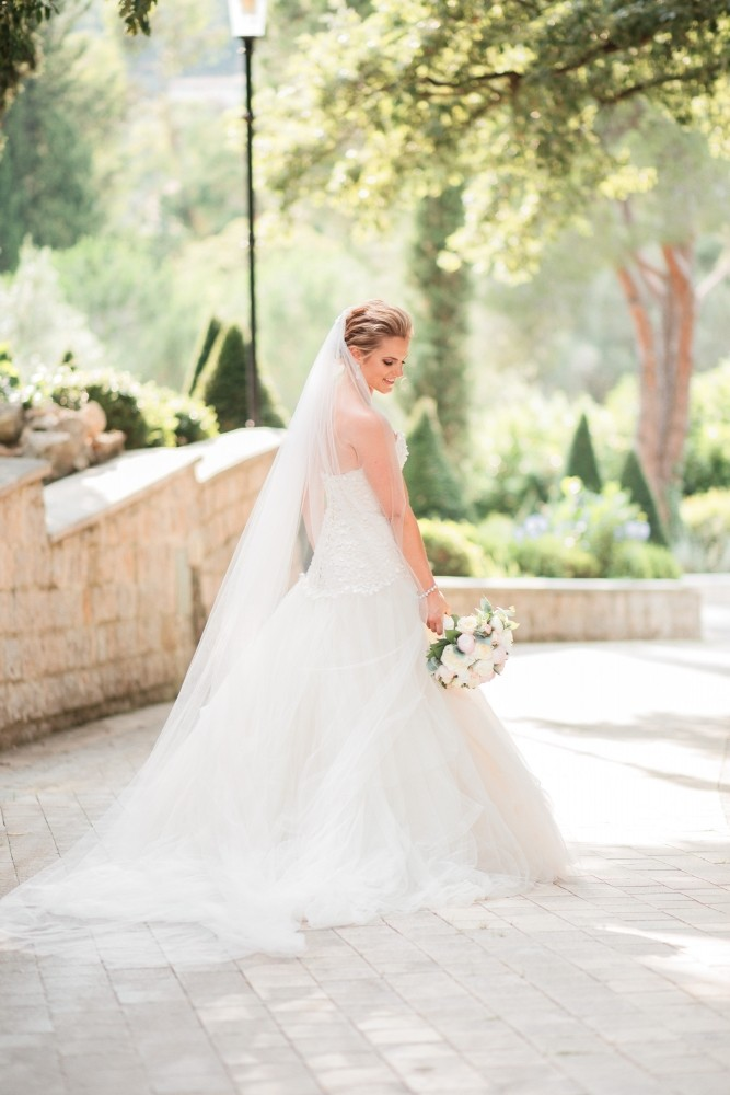 Airsnap | Photo et vidéo de mariage — Emily & Chris, Château Saint Jeannet, French Riviera