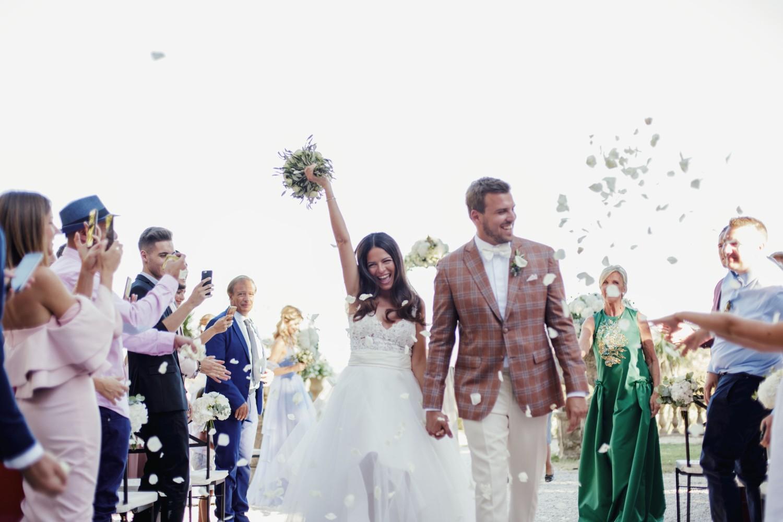 Airsnap | Wedding Photo & Video — Florie & Hadrien, Château de Robernier, Provence