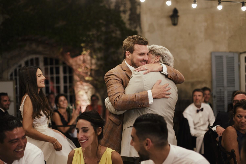 Airsnap — Photographes et vidéastes de mariage — Florie & Hadrien, Château de Robernier, Provence