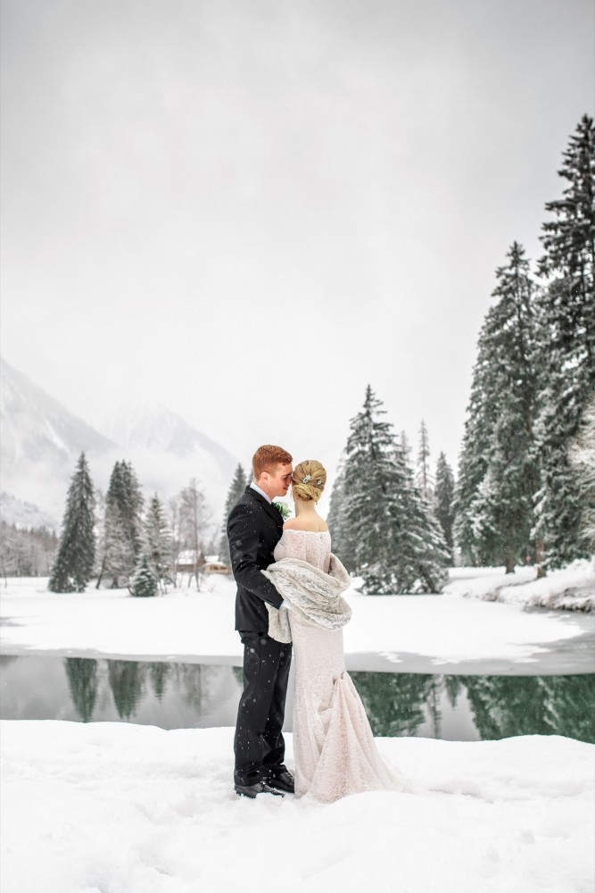 Airsnap | Wedding Photo & Video — Katrina & Zac, Chamonix