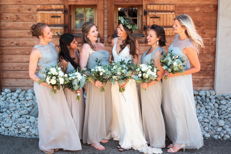 Airsnap — Photographes et vidéastes de mariage — Laura & David, French Alps