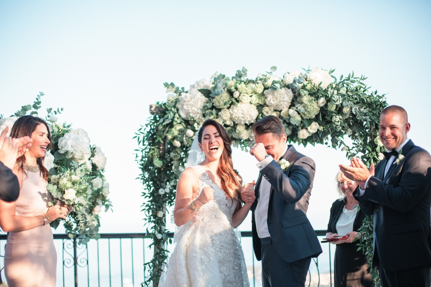 Airsnap, wedding photography and videography — Rana & Eric, Domaine du Mont Leuze, French Riviera