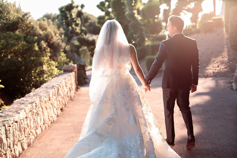 Airsnap — Photographes et vidéastes de mariage — Rana & Eric, Domaine du Mont Leuze, French Riviera