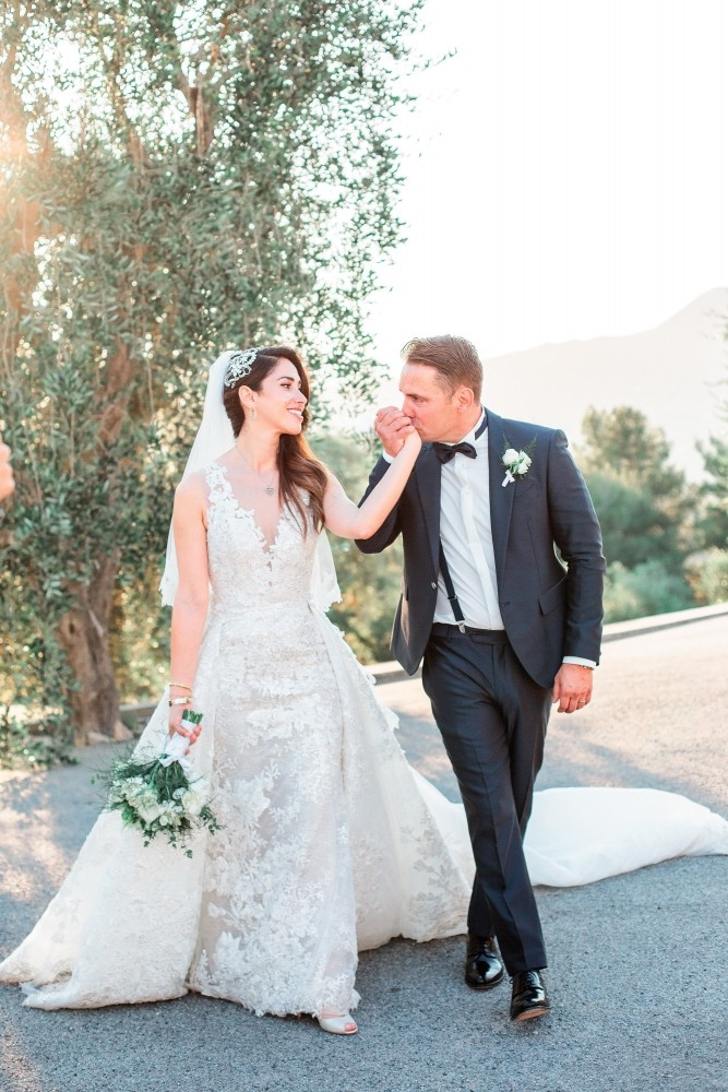 Airsnap | Wedding Photo & Video — Rana & Eric, Domaine du Mont Leuze, French Riviera